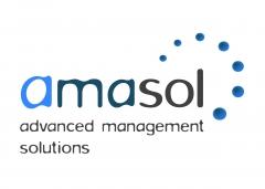 Logo:amasol AG