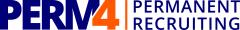 Logo:PERM4 | Permanent Recruiting GmbH