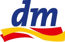 Logo:dm-drogerie markt GmbH + Co. KG