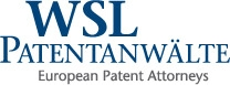 Logotipo:WSL Patentanwälte Partnerschaft mbB