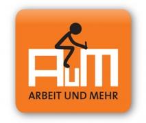 Logo:Arbeit und Mehr GmbH
