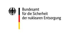 Logo:Bundesamt für die Sicherheit der nuklearen Entsorgung (BASE)