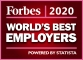 Forbes World´s Best Employers