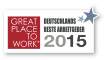 Great Place To Work: Deutschlands bester Arbeitgeber 2015