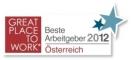 Great Place To Work: Beste Arbeitgeber Österreich 2012
