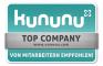 kununu Top Company 2020