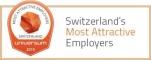 Universum Switzerland's Most Attractive Employers 2015