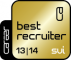 Best Recruiters Gold 2013/2014