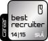Best Recruiters Silber 2014/2015
