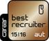 Best Recruiter Österreich Bronze 2015/2016
