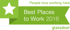 Glassdoor Best Place to Work 2016