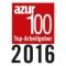 Azur 100 Top-Arbeitgeber 2016