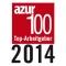 Azur 100 Top-Arbeitgeber 2014