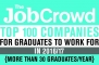 The Job Crowd Top 100 Companies for Graduates to work for in 2016/17