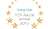 Rising Star YEP Award Winner 2015