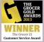 The Grocer Gold Awards 2013 Winner Customer Service