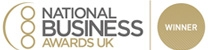 National Business Awards UK Winner