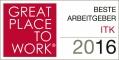 Great Place to Work - Deutschlands Beste Arbeitgeber im Bereich ITK