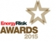 Energy Risk Award 2015