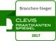 CLEVIS Praktikantenspiegel 2017 - Branchensieger Elektrotechnik, Feinmechanik & Optik