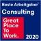 Bester Arbeitgeber Consulting 2020