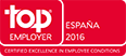 Top Employer España 2016