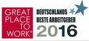 Great Place To Work: Deutschlands beste Arbeitgeber 2016