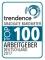 Trendence Top 100 Arbeitgeber