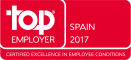 Top Employer Spain 2017