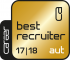 career best recruiter 2017/2018