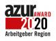 AzurAward 2020 Arbeitgeber der Region