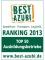 Top 50 Ausbildungsbetriebe 2013