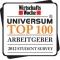 WiWo Universum Top 100 Arbeitgeber 2012