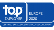 Top Employer Europe 2020