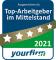 Top Arbeitgeber im Mittelstand - yourfirm