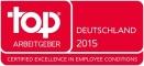 Top Arbeitgeber Deutschland 2015